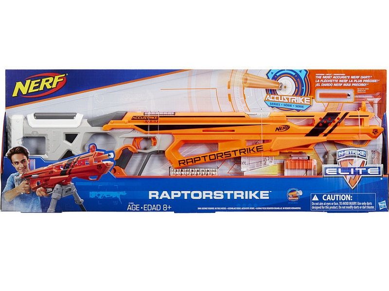 Nerf Accustrike Raptor Strike