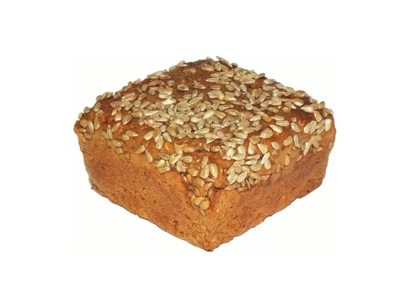 Pekárna Dolní Lomná - Chléb slunečnicový kostka 500g